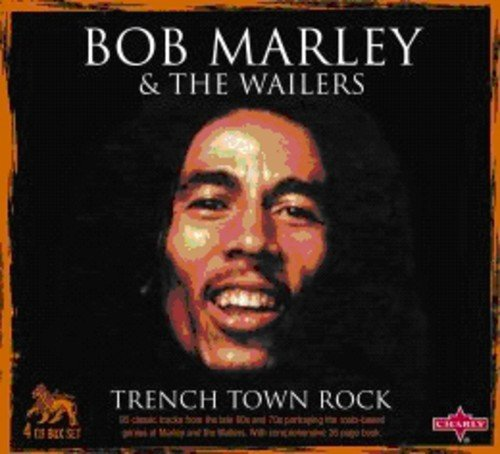Trench Town Rock ( 4 CD Clambox ) (Bob Marley And The Wailers Box Set)
