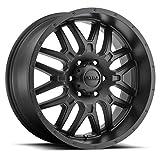 Ultra 203SB Hunter 17x9 8x165.1 +12mm Satin Black Wheel Rim