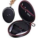 Smatree Charging Case S100 (NOT fit for HBS-910) for LG Wireless Headphone Tone+ HBS-700W/HBS-730/HBS-750/HBS-760/HBS-800/HBS-900-(Headphone is NOT included)