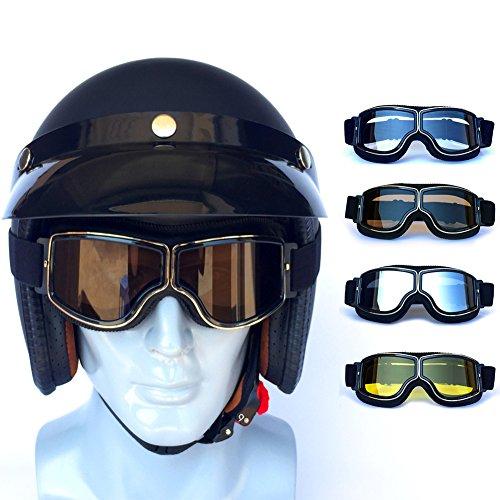 glasses Sol Estilo iShinè Gafas 1 Adulto Unisex Mujer de Motorista Gafas 2 Hombre protección estilo de Deporte n0ddrpWOU