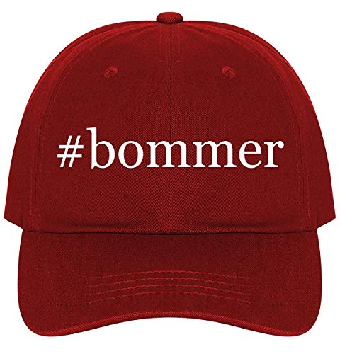 #Bommer - A Nice Comfortable Adjustable Hashtag Dad Hat Cap, -