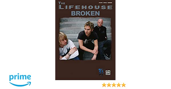 Lifehouse Songbook Pianovocalchords Lifehouse 9780739059241