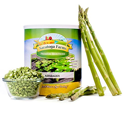 freeze dried asparagus - 1