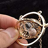 Bodytrend Hermione Time Turner Necklace Wizardry