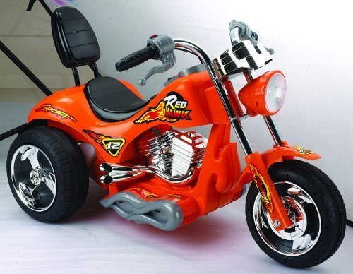 Amazon.com: Redhawk 3 Wheeler grande tres ruedas Chopper ...