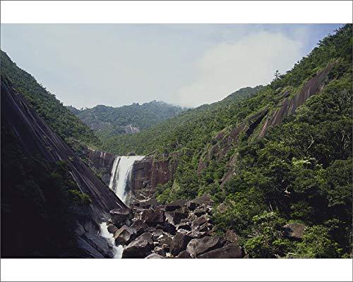 Media Storehouse 10x8 Print of Waterfall of Chihiro (18990847)