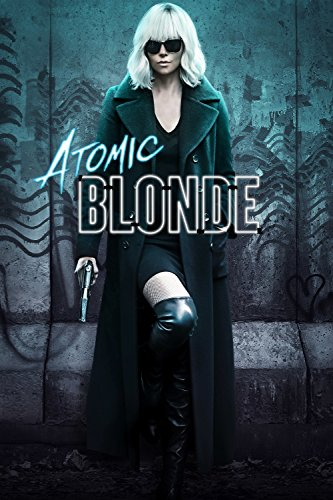 Atomic Blonde Movie Poster Limited Print Photo Charlize Theron, James McAvoy, John Goodman #1