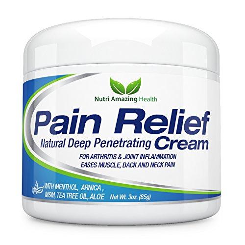 Pain Relief Cream Rheumatoid Fibromyalgia product image