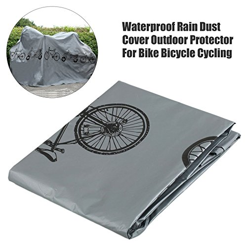 Waterproof Rain Dust Cover Outdoor Protecting Cover for Bike Bicycle Cycling by CLKJYF