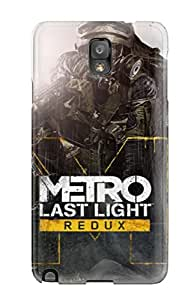 Richard V. Leslie's Shop New Style High Impact Dirt/shock Proof Case Cover For Galaxy Note 3 (metro Last Light Redux)