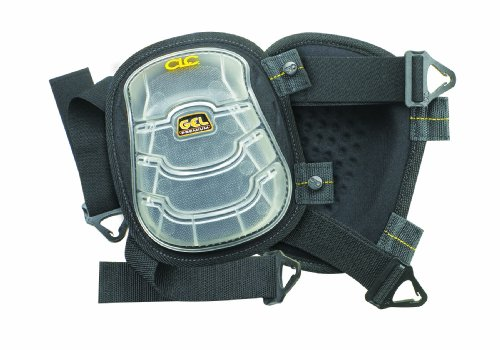 Cap Knee Pads (CLC Custom Leathercraft 376 Gel-Tek Stabili-Cap Kneepads)