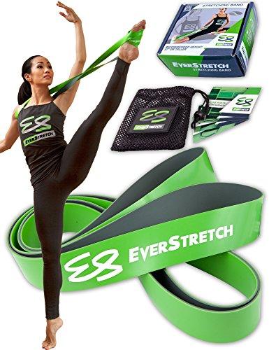 Ballet-Stretch-Band-by-EverStretch-Premium-Stretching-Equipment-for-Dancers-Ballerinas-Cheer-Gymnastics-Pilates-Yoga-Dance-Stretcher-for-Superior-Hands-Free-Flexibility-Training