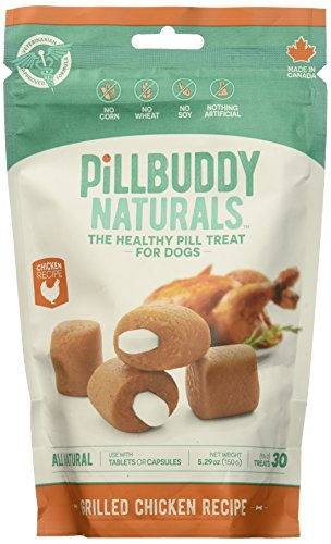 Complete Natural Nutrition Pill Buddy Chicken Formula