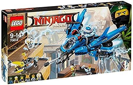 LEGO Ninjago Ninjago Jet del rayo
