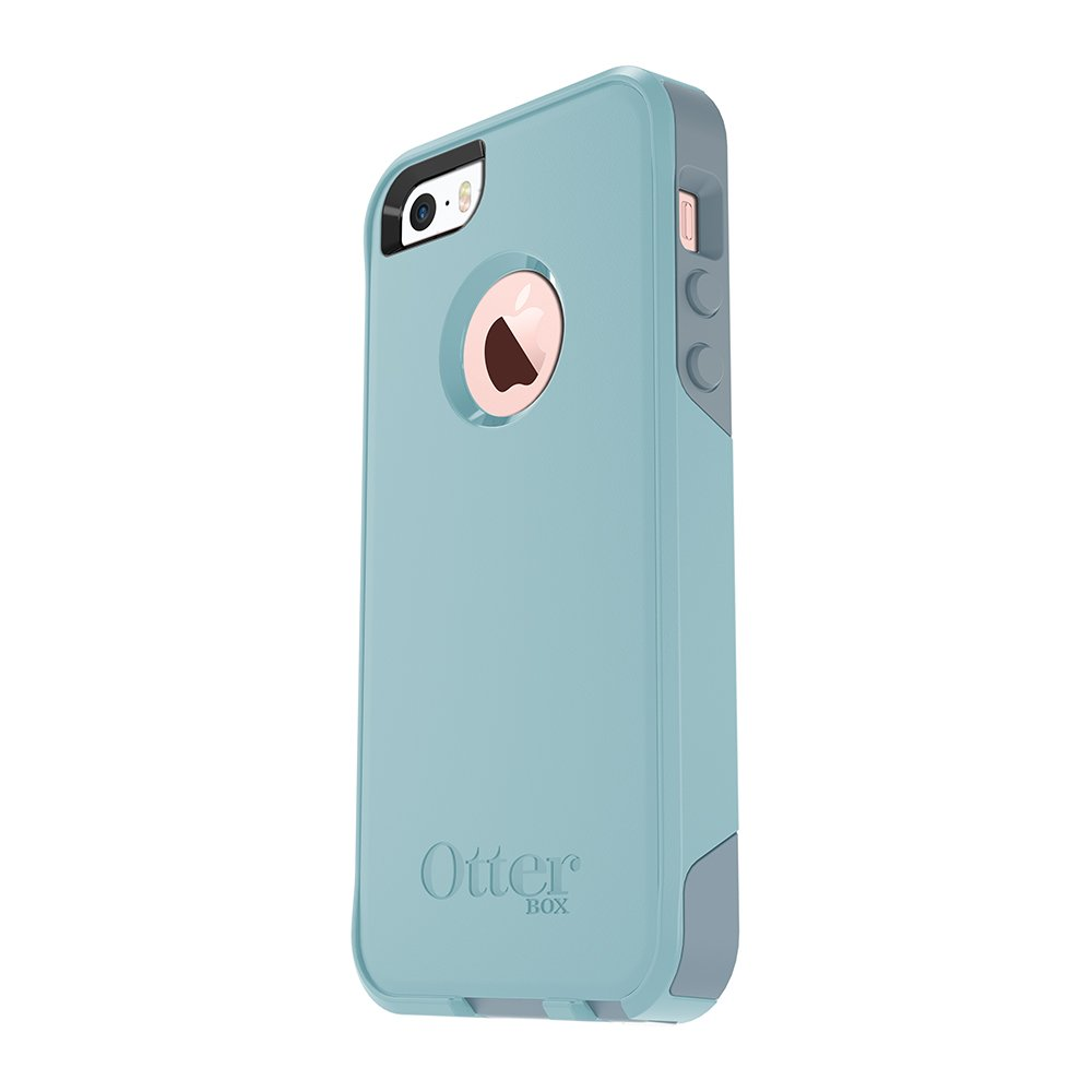 OtterBox COMMUTER SERIES Case for iPhone 5/5s/SE - BAHAMA WAY (BAHAMA BLUE/WHETSTONE BLUE) by OtterBox (Image #6)