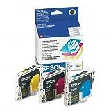 Epson T042520 Ink Cartridge, 3 Cart