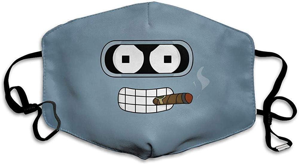 jonycm Mouth Masks Expresión De Dibujos Animados Divertida Patrón De Cara Parque Unisex Mascarilla Antipolvo Lavable Reutilizable Acogedor Diseño De Moda Colorido Cómodo Impresión Escuel