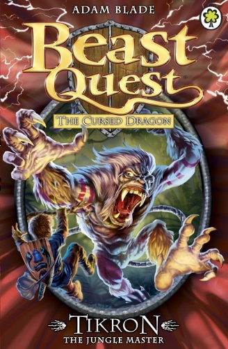 Beast Quest: Tikron the Jungle Master: Series 14 Book 3 (Beast Quest 14)