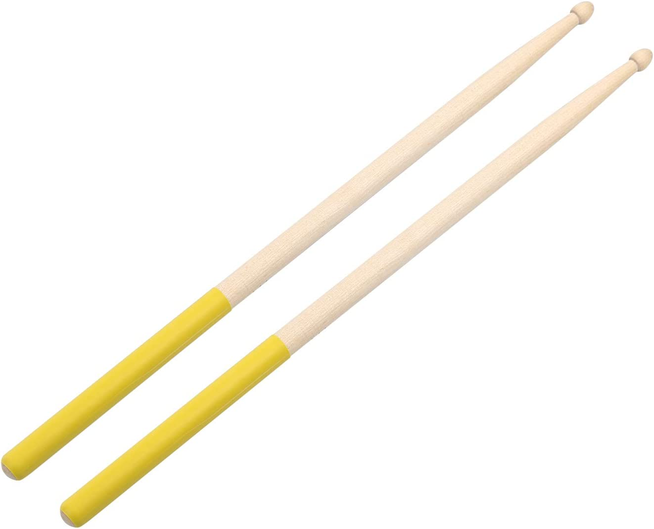 Fit For All Drum Sets Drum Accessories Multi Color TOOGOO 5 Pairs//Set 7A Maple Drum Sticks For Kids//Children