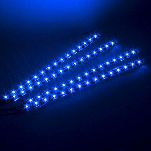 IMAGE Motorcycle Lights Waterproof Flexible