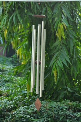 TFS Tuningforkshop Sound Healing Sacred Solfeggio Wind Chime Large Free Shipping by Tuningforkshop