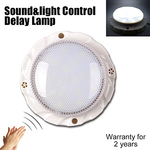 New Sunflower Sound Light Control Led Bulb Lights 5w SMD5050 Led Lamp Voice Activated Intelligent Motion Automatic Smart Detection Led Sensor Global Corridor Stairway Washroom Lamp Delay Switch