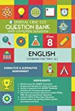 Oswaal CBSE CCE Question Bank With Complete Solutions for Class 8 English