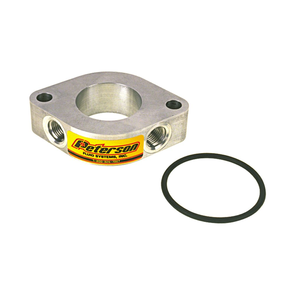 Peterson Fluid Systems 10-2250 Water Neck Riser Block