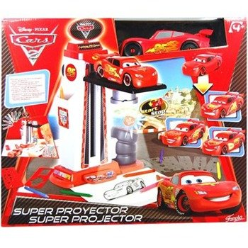 Disney Cars 2 Super Projector: Amazon.es: Electrónica