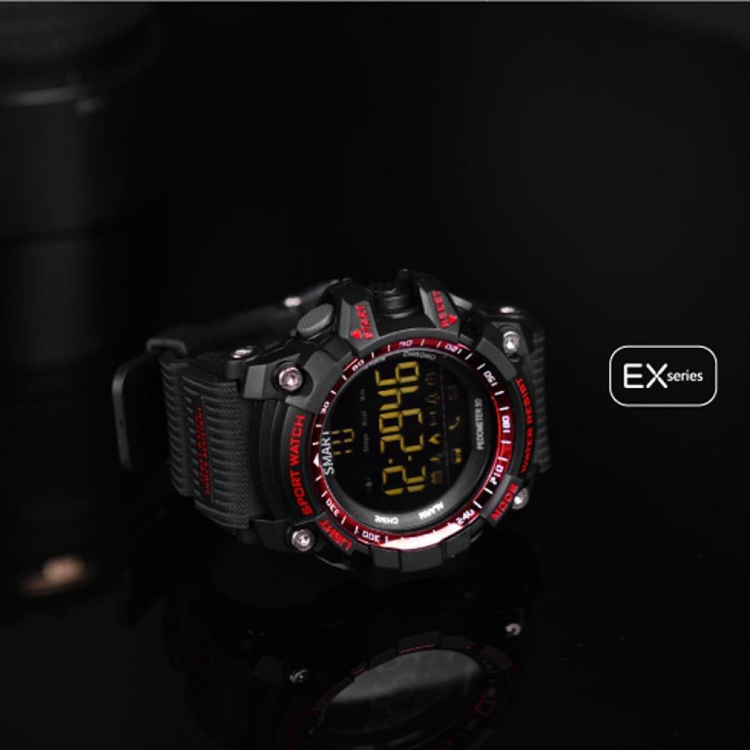 Boofab - Reloj inteligente militar para hombre, reloj ...