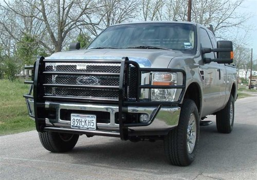 - Ranch Hand GGF081BL1 Legend Grille Guard for Ford HD