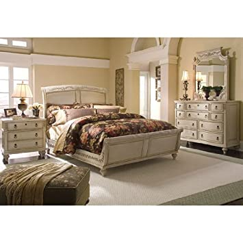 Incredible Laura Ashley Sturlyn Sleigh Bedroom Set Bisque Queen By Download Free Architecture Designs Scobabritishbridgeorg