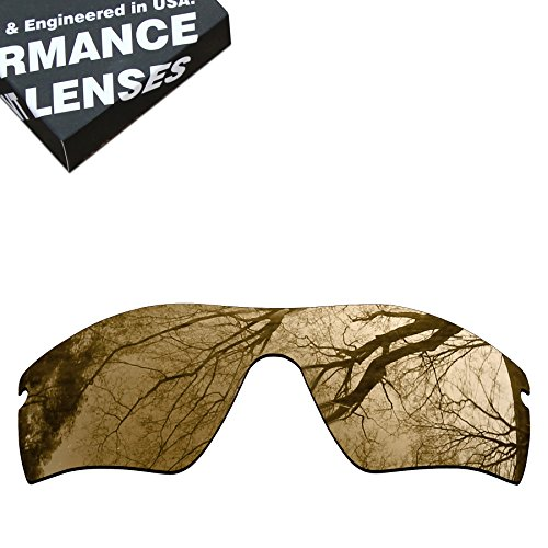 ToughAsNails Polarized Lens Replacement for Oakley Radar Path Sunglass - More Options by ToughAsNails