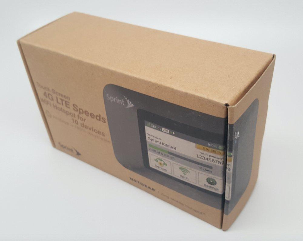 Netgear Sprint Zing Mobile Wifi Hotspot - (NTGR771SMH) by Netgear