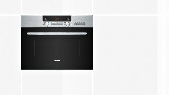 Siemens HB84H501 - Microondas (3600W, 220-230V, 50 Hz, 59,4 cm, 57 ...