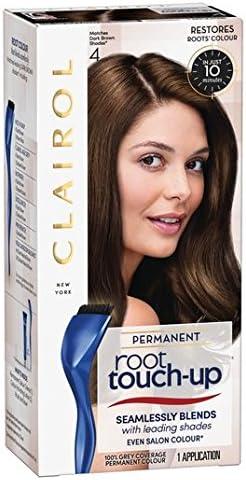 Nice N Easy Root Touch Hasta tintes de cabello castaño ...