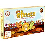 SAY CHEESE - Math Board Game for Kids to master Multiplication Tables, best Summer STEM Gift for boys and girls