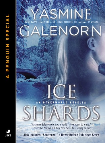 Image result for ice shards book cover