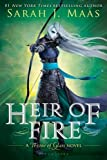 img - for Heir of Fire (Throne of Glass) book / textbook / text book