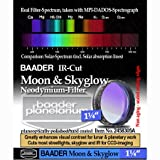 Baader Neodymium Moon & Skyglow Filter with IR Cut - 1.25'' # FMS-1 2458305A