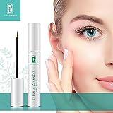 Piero Lorenzo Natural Extract Eyelash Growth Serum FEG Eyelash Enhancer for Longer, Thicker and Fuller Eyelash