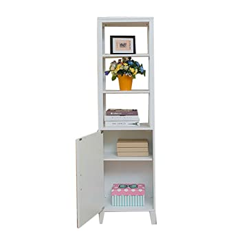 Amazon.com: Living room cabinet corner cabinet storage cabinet ...