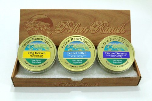 Pollen Ranch Gift Pack (3 tins)