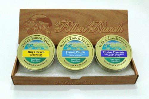 Pollen Ranch Gift Pack (3 tins)