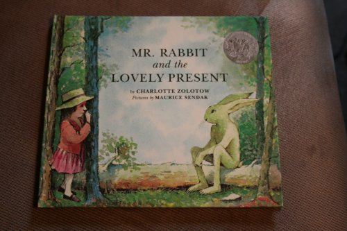 0060269464 - Charlotte Zolotow: Mr. Rabbit and the Lovely Present - Buch
