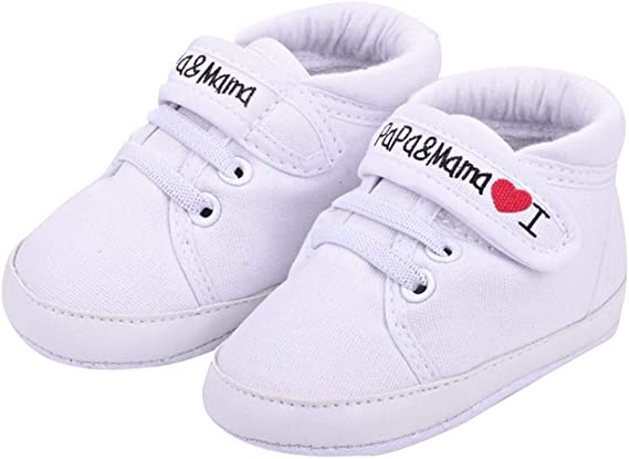 Baskets Bébé,Chaussures de Sport Enfant Tout Petit Alaso