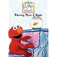 Sesame Street: Elmos World - Dancing, Music & Books