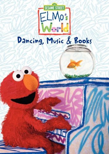 Elmo's World - Dancing, Music, and Books (Book Music Format)