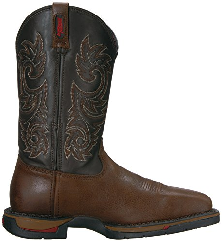 Fq0006654 Boot Western Rocky Brown Men's fxqFqRP