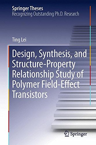 Design, Synthesis, and Structure-Property Relationship Study of Polymer Field-Effect Transistors (Springer Theses)